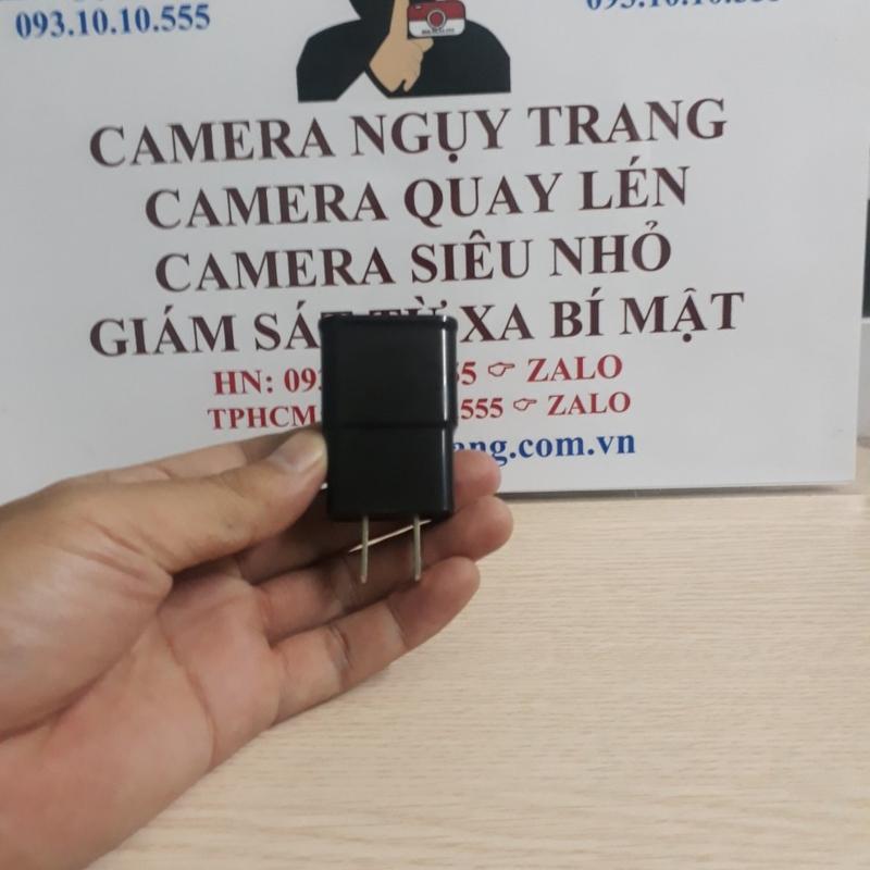 Camera ngụy trang củ sạc điện thoại Samsung B2