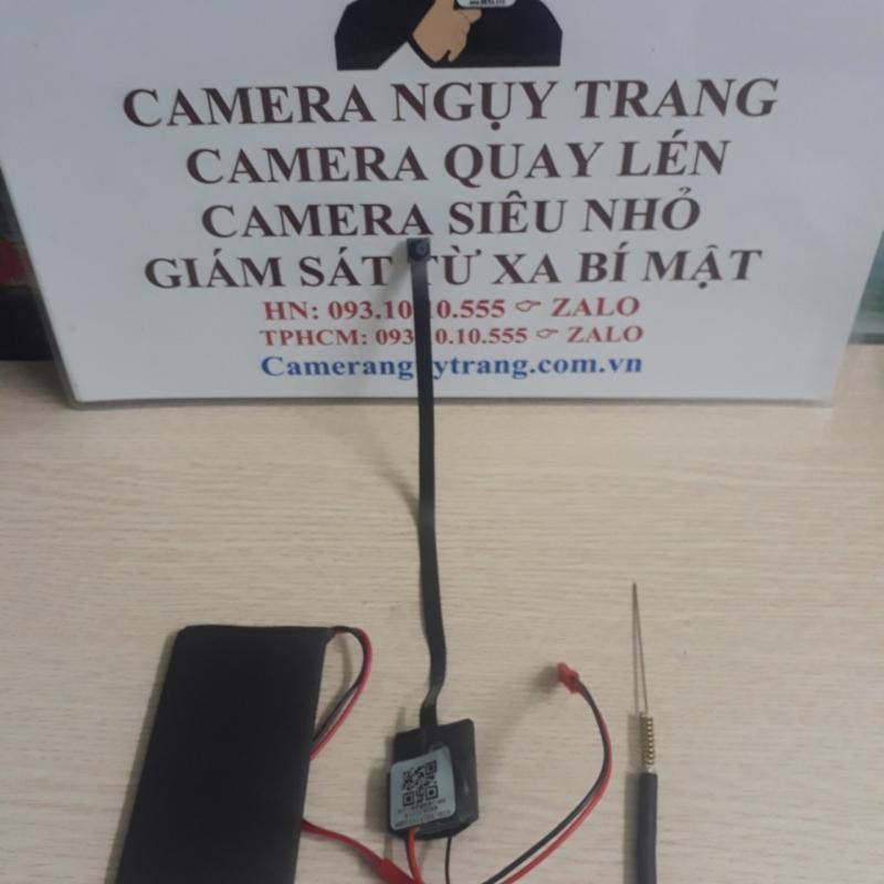 Camera Siêu Nhỏ V55 Wifi Xem Từ Xa