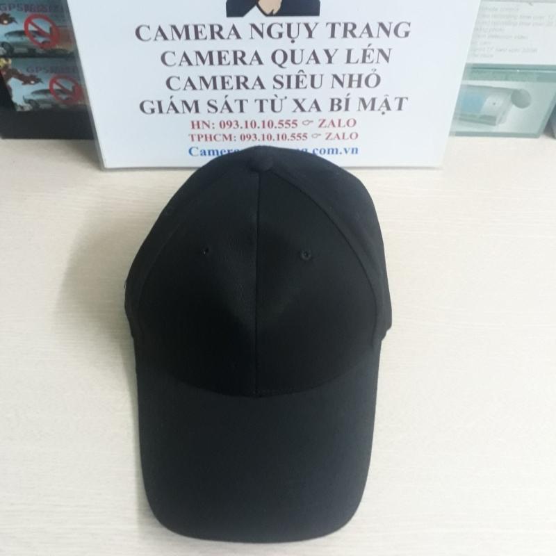 Mũ camera wifi điều khiển từ x quay lén bí mật