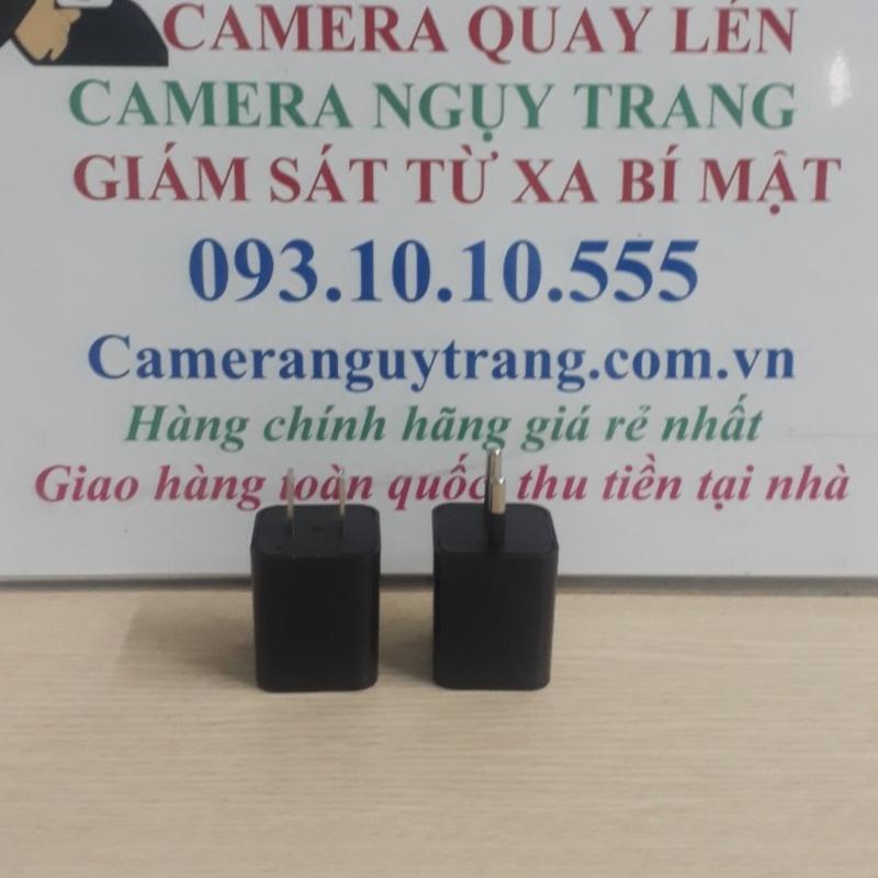 Camera ngụy trang cục sạc iPhone M1S