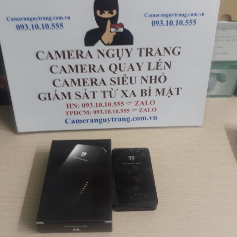 Camera ngụy trang cục sạc PIN dự phòng T3