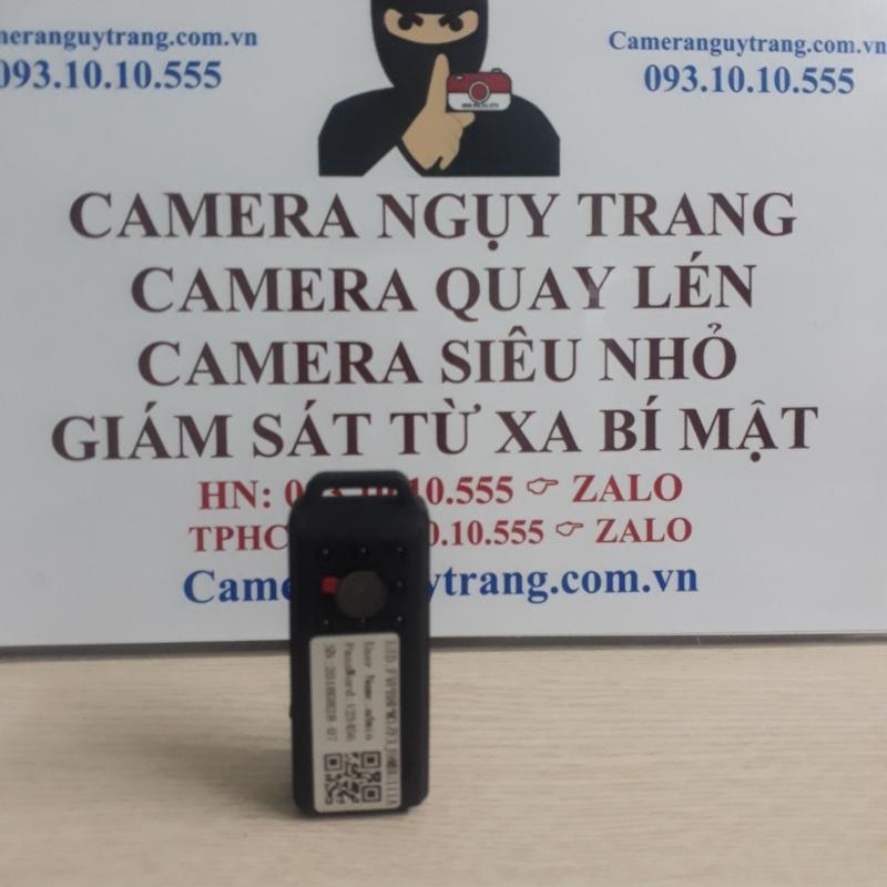 Camera siêu nhỏ Q12 kết nối wifi