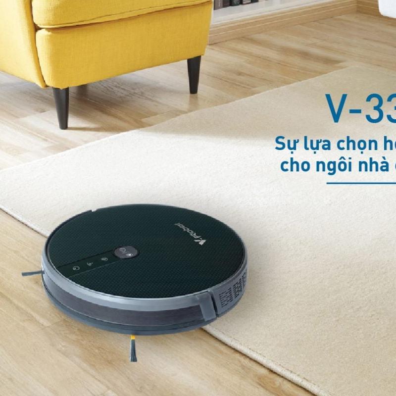 Robot hút bụi lau nhà V-robot V33