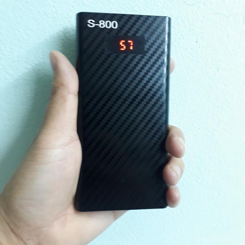 Camera ngụy trang sạc PIN dự phòng điện thoại S800