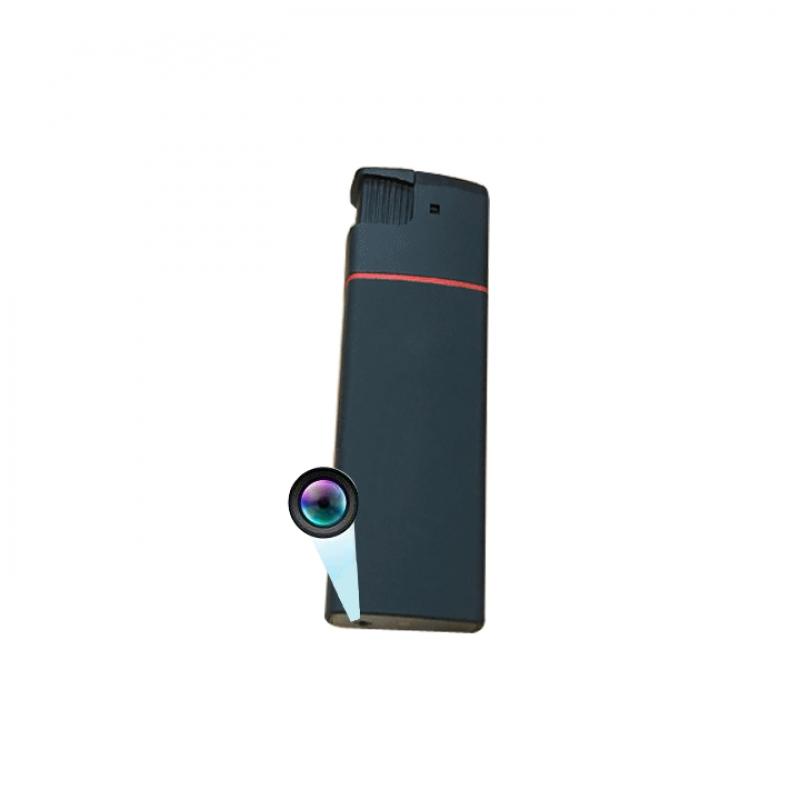 Camera quay lén ngụy trang bật lửa K6