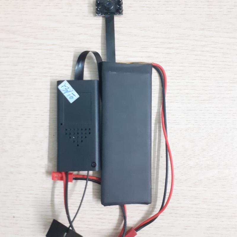 Camera siêu nhỏ S09  wifi quay đêm điều khiển từ xa