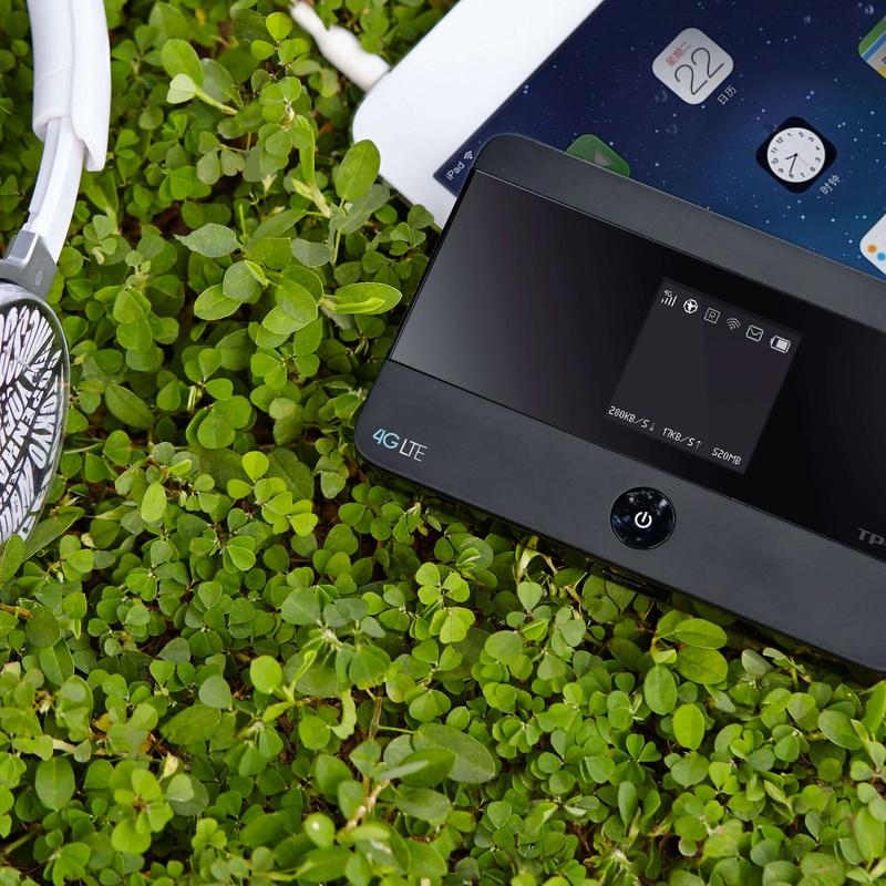 Bộ phát wifi 4G Tp-link M7350 150Mb – Sóng cực khỏe, pin cực trâu